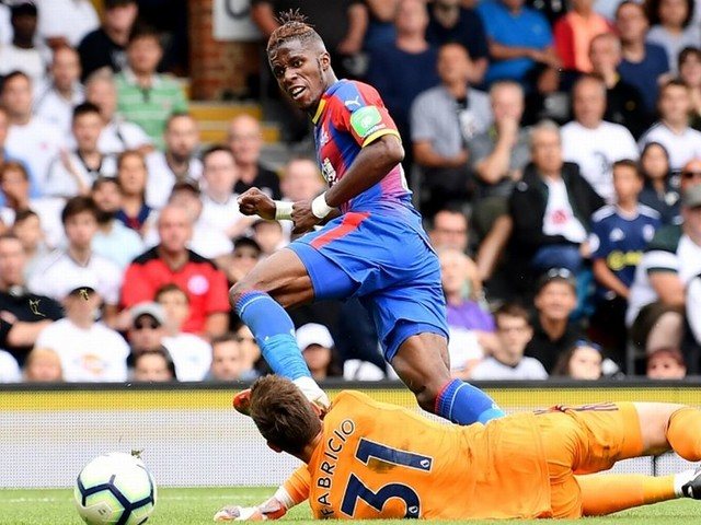 Wilfried Zaha transfer latest: The huge numbers behind Crystal Palace winger's new contract