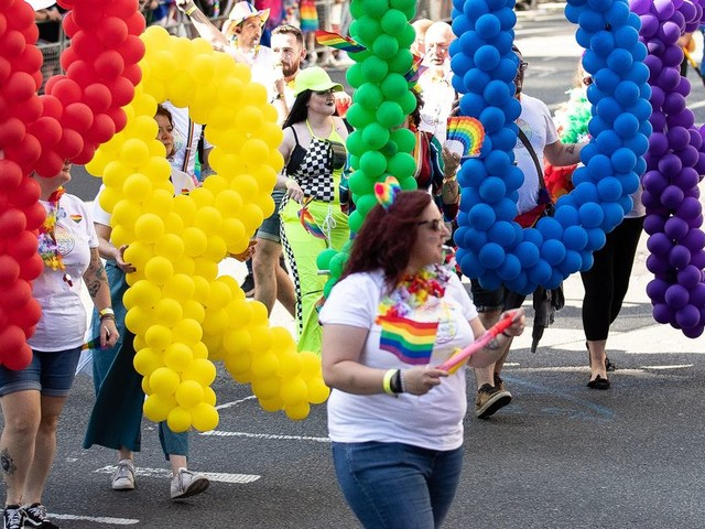 The message of Manchester Pride? Education, education, education - because we still have a long way to go