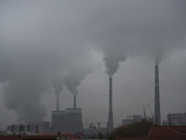 CO2 emissions up 2.7%, world 'off course' to curb warming: study