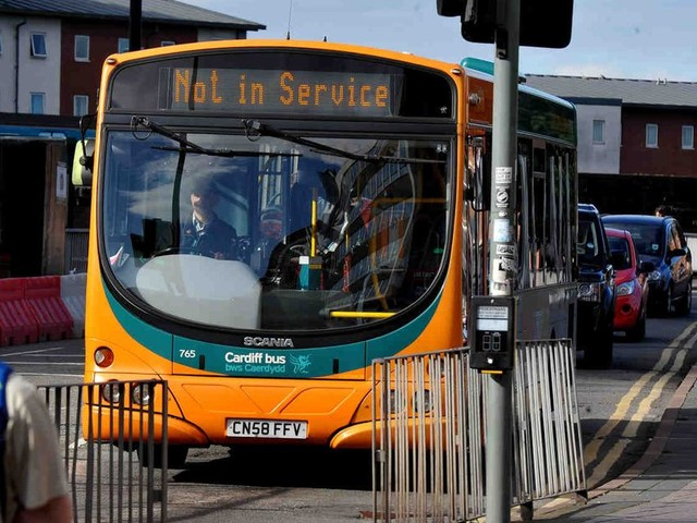 Six bus routes due to be cut in Cardiff are saved