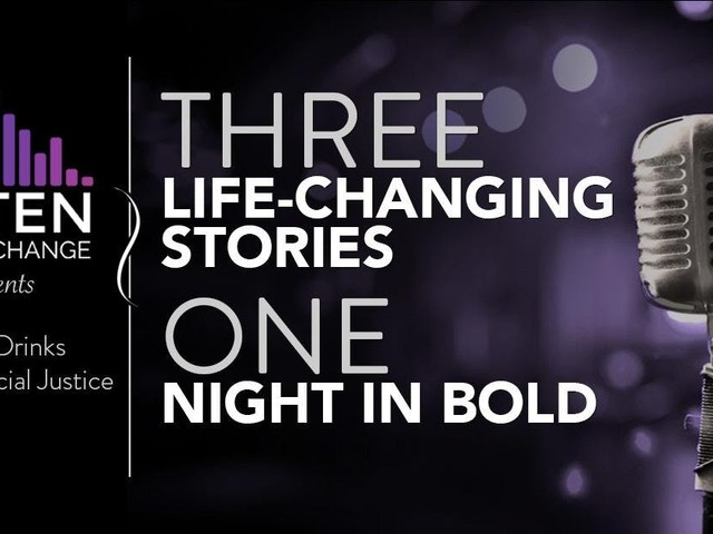 A Night in Bold 2019: Issues that Divide, Stories that Unite
