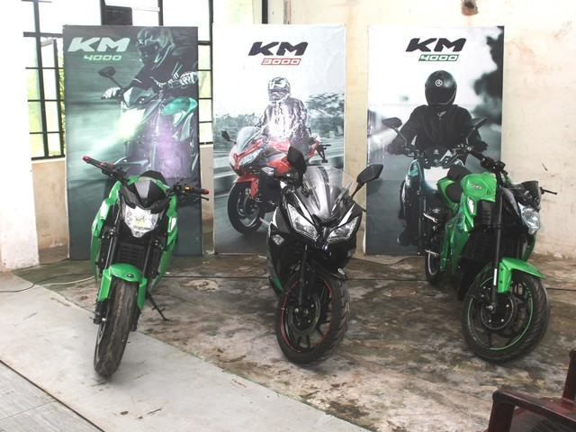 Goa Police Adds KM3000 & KM4000 Electric Motorcycles To Its Fleet