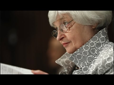 Janet Yellen To Leave Fed When She Steps Down As Board Chair