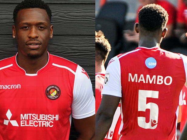 Non-League: Ebbsfleet United To Auction Limited Edition 'Mambo No.5' Shirt For Charity After Squad Number Oversight Proves Viral Hit