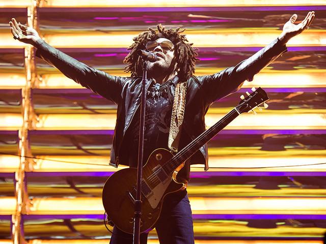 Lenny Kravitz: O2 Apollo, Manchester – live review