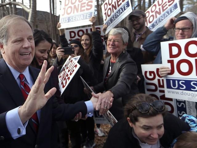 Doug Jones won Alabama and people are so, so happy