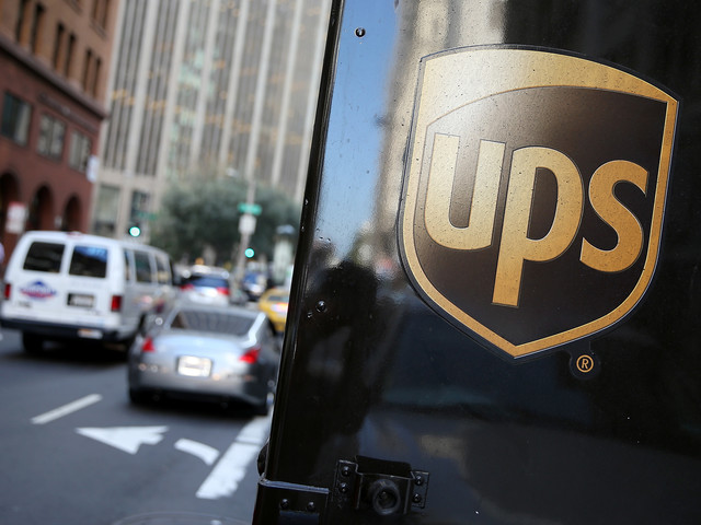 UPS is working on a fleet of 50 custom-built electric delivery trucks