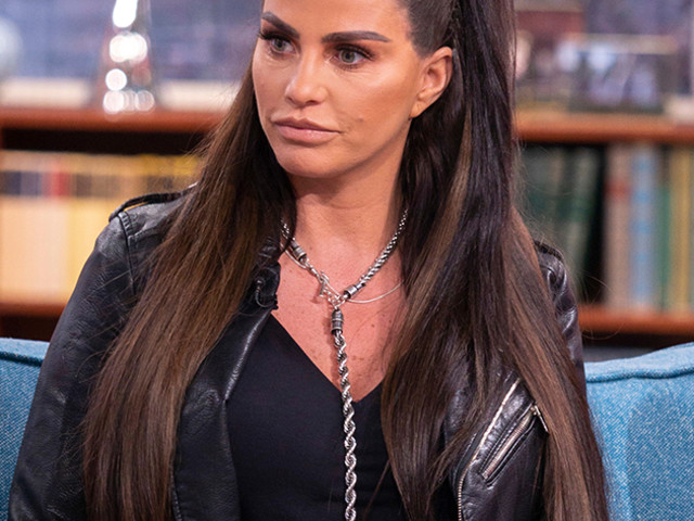 Katie Price reveals boarded up windows as she shares rare shot inside family home – amid claims son Harvey 'smashed them'