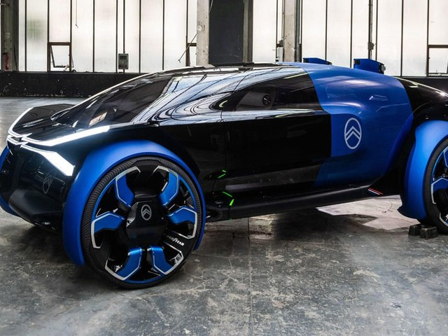 Citroen let us drive the Ami and 1919 concept cars video - Roadshow