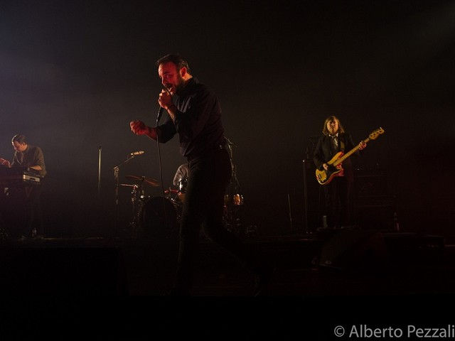 Live Review: Future Islands @ Manchester Apollo