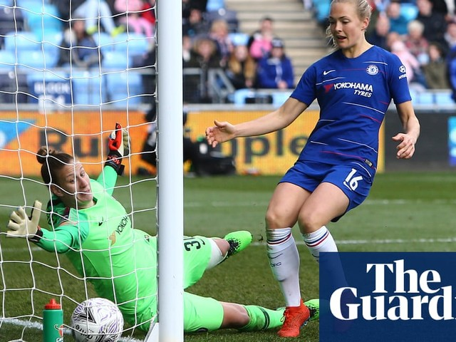 Manchester City reach Women's FA Cup final after horror own goal by Chelsea