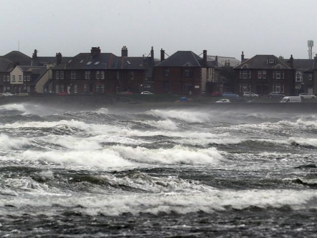 UK Weather: Storm Branagh Brings Fresh Warnings