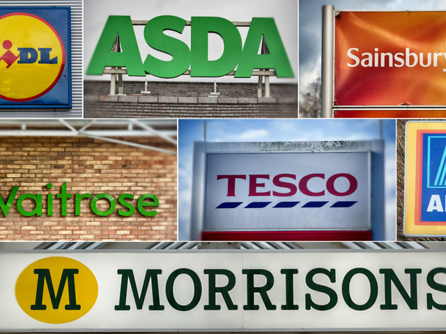 Britain's 'big four' supermarkets fight for their lives