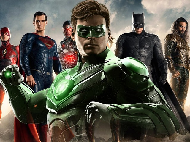 Justice League: Scrapped Post-Credits Scene Included Green Lanterns