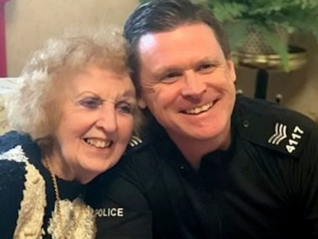 Pensioner's touching letter to West Midlands Police cop who helped her cope with sudden death of dad