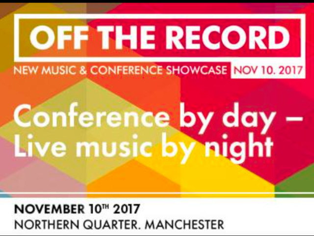 Off The Record Music conference returns to Manchester