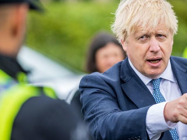 Boris Johnson making second lockdown preparations for England