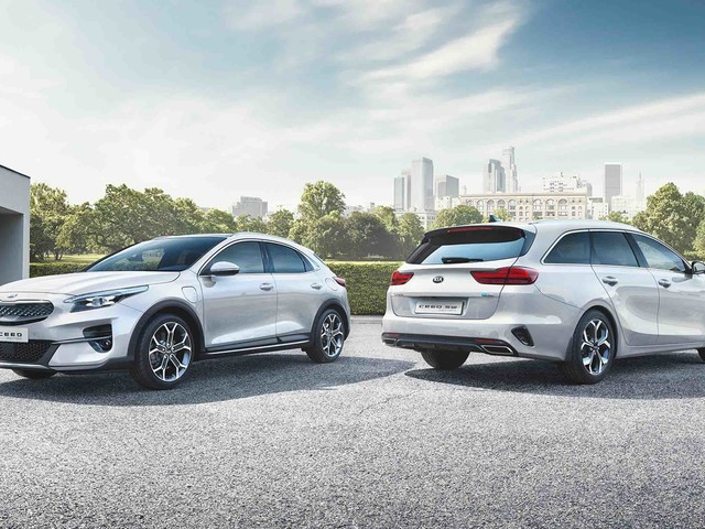 2020 Kia XCeed and Ceed Sportswagon plug-in hybrid models now on sale