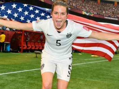 Who Is Kelley O'Hara? New Details On The U.S. Women's Soccer Defender Competing In The World Cup