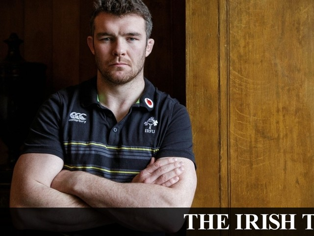 Friendships on hold as Peter O'Mahony prepares for Wales