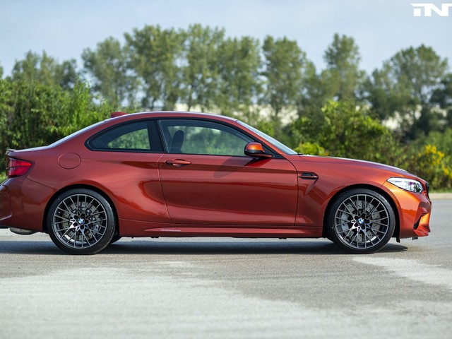 VIDEO: Joe Achilles drives the BMW M2 Competition