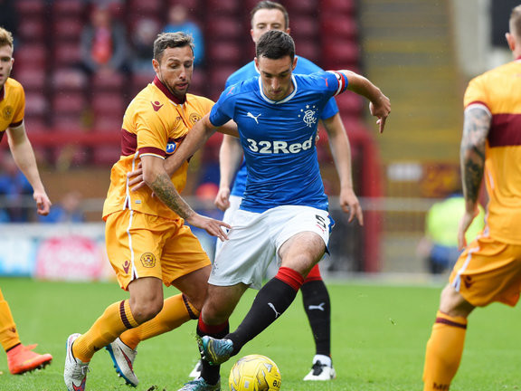 Blow for Caixinha, Rangers without these 2 first team players for today's crucial fixture vs Motherwell