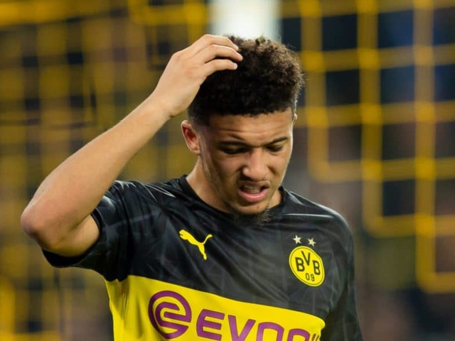 Liverpool become favourites to sign wonderkid Jadon Sancho in the January transfer window