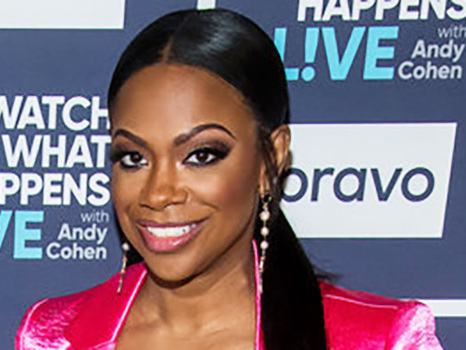 Kandi Burruss Is All Smiles In Rare Family Photo With Stepdaughter, 23, & Son, 3 — Sweet Pic
