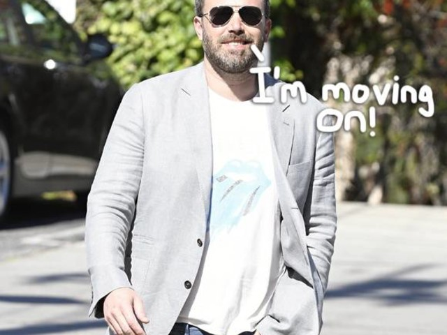Ben Affleck Is Dating Someone New — Find Out About His Romance With A Saturday Night Live Producer HERE!