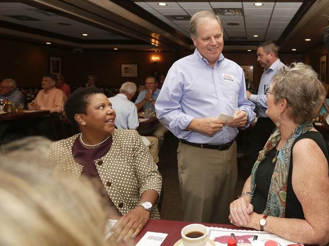 After Alabama Republicans nominate Roy Moore for Senate, Democrat Doug Jones will now make his case