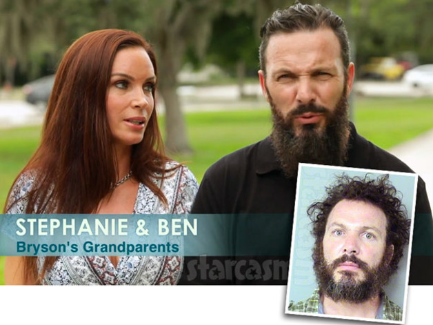 90 DAY FIANCE Bryson's grandpa Ben arrested for battery against grandma Stephanie in 2016