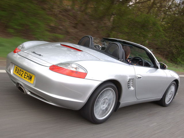 Used car buying guide: Porsche Boxster from £3000