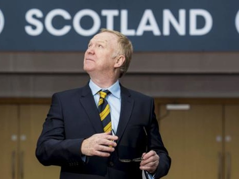 Alex McLeish: Scotland boss embraces 'greatest challenge'