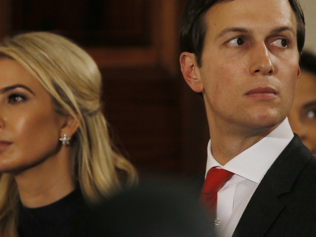 White House Announces Jared Kushner Is Now Responsible For Everything