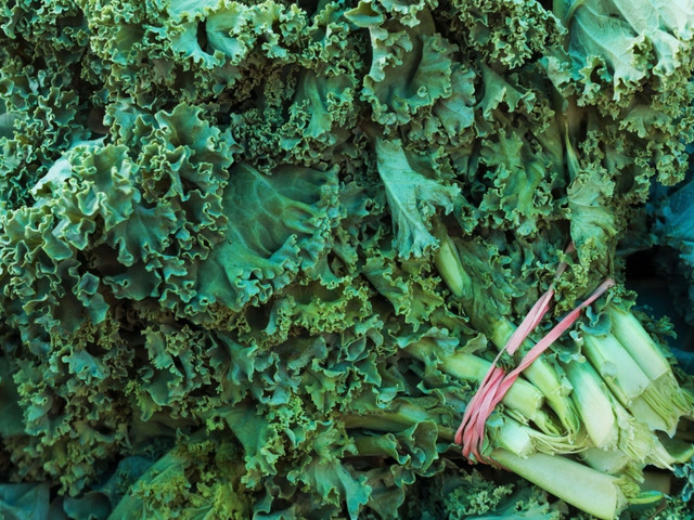 Kale Joins 'Dirty Dozen' List Of Fruits And Vegetables Most Likely To Contain Pesticides