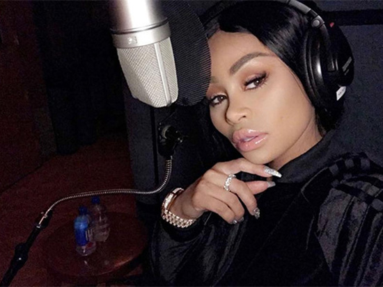 Cardi B's Impact! Blac Chyna Is Launching A Rap Career