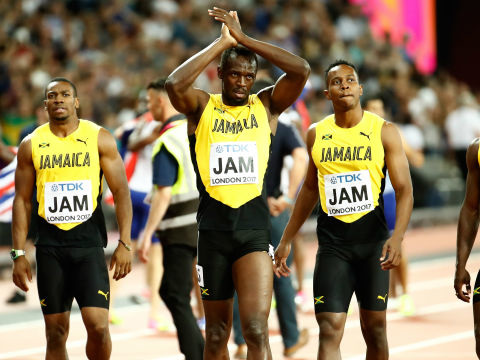'Infinite love for my fans' - Bolt thankful for support as stellar career ends