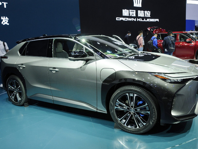 Toyota's new bZ electric vehicles to get unique styling, interiors