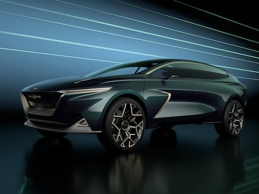 Aston Martin Lagonda All Terrain Concept SUV revealed
