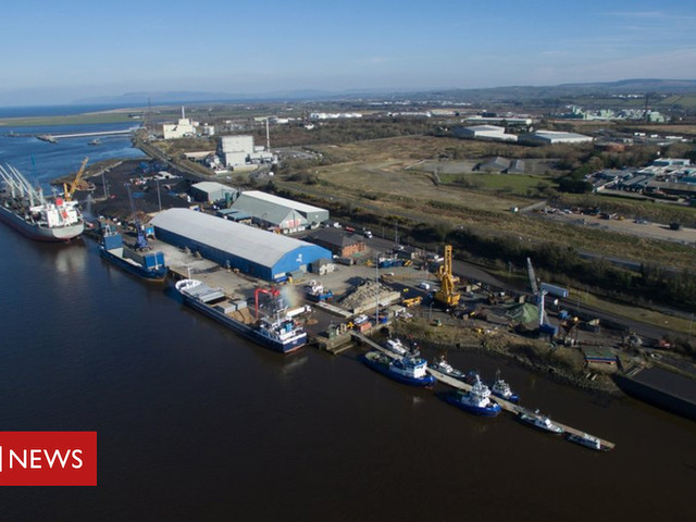 Foyle Port reports record turnover
