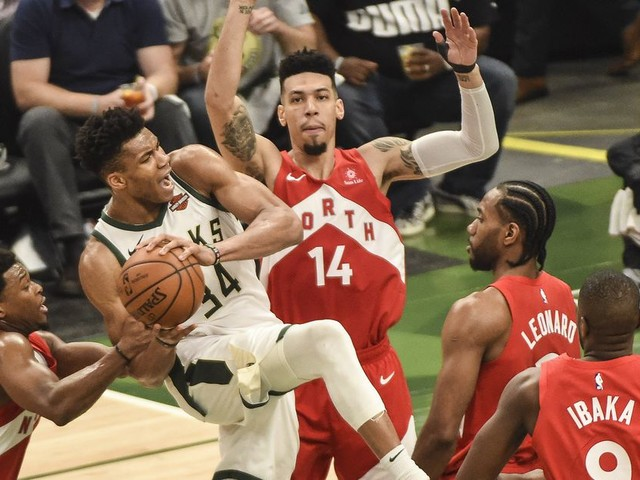 Let's not mince words. The Bucks blew it in Game 5
