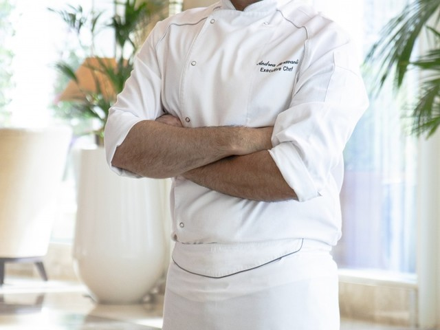 New executive chef for Waldorf Astoria Dubai Palm Jumeirah