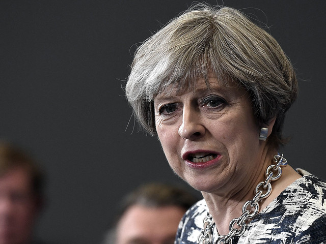Fixing the Tories' Theresa May problem