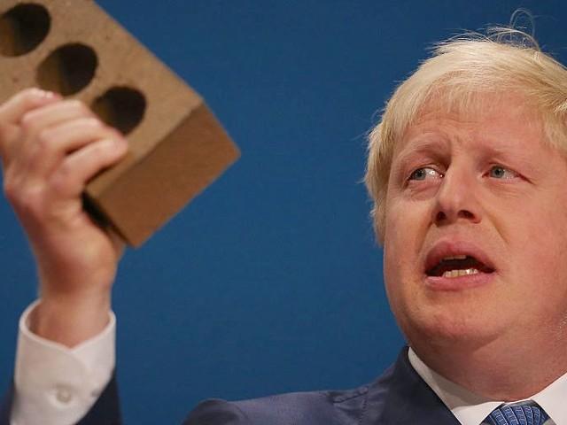 Theresa May has 'no plans' to build Boris Johnson's bridge to France