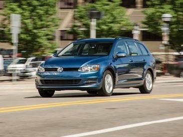 2017 Volkswagen Golf SportWagen, in Depth: The Family Golf