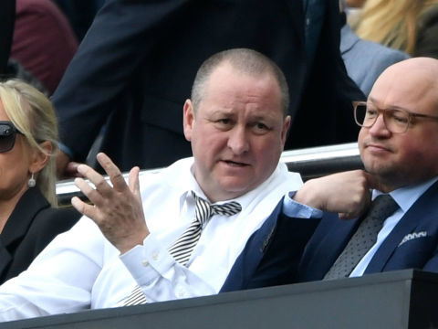 Ashley admits to naivety upon Newcastle takeover
