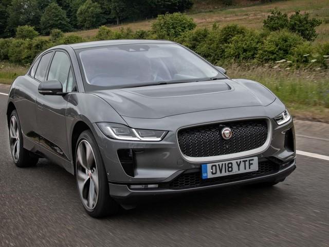 Exploring the Jaguar I-Pace with design boss Ian Callum