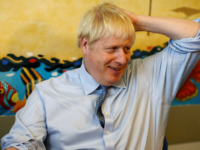 Oomph: what Boris Johnson will give talks with EU leaders
