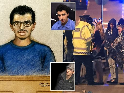 Manchester bomber and brother bought equipment with benefits cash paid to their mother, court hears