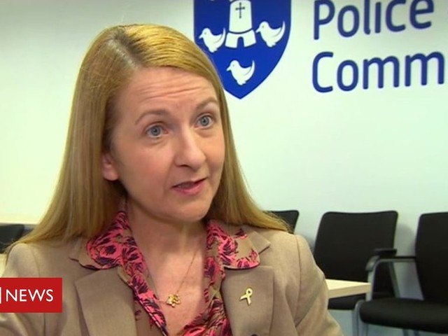 Police chief: Attackers of PCs 'must be jailed, no ifs no buts'